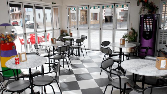 Cafetería Bash