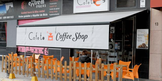 Cafetería Cafeto