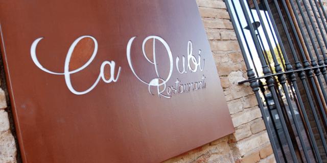 Restaurant Ca Dubi