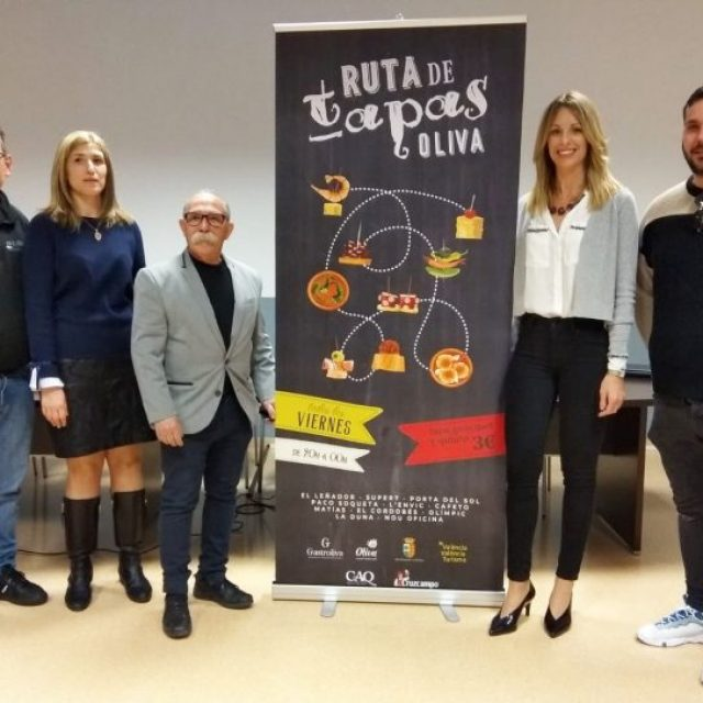 Arriba a Oliva la VIII Edició de la Ruta de les Tapes de Gastroliva