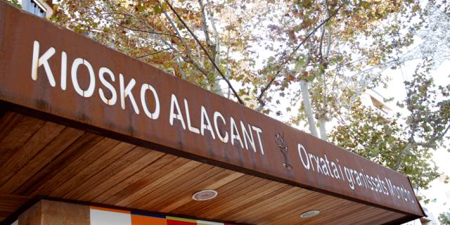 Kiosco Alacant