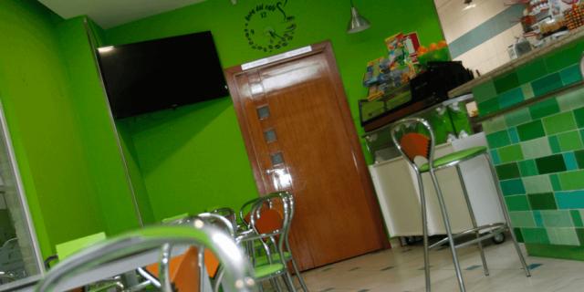 Cafeteria Heladería La Moncho
