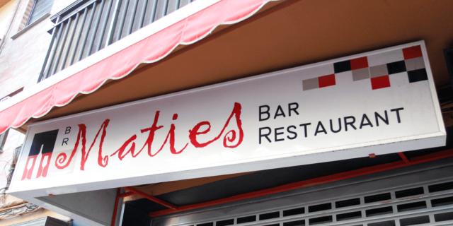 Bar Maties