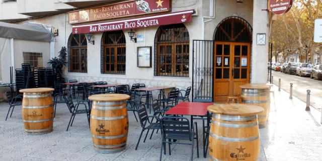 Bar Restaurant Paco Soqueta