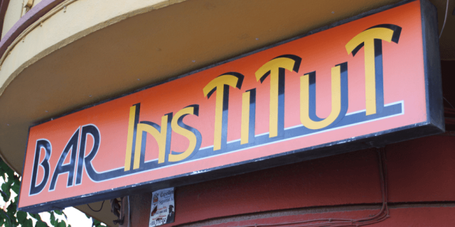 Bar Institut