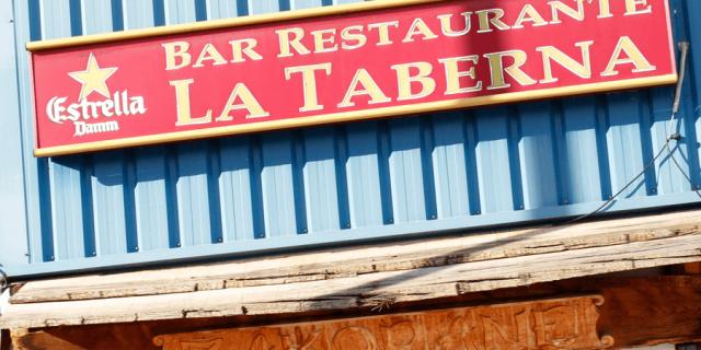 Restaurante La Taberna